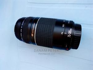 Canon Lens 75-300mm(Full Frame Lens) | Accessories & Supplies for Electronics for sale in Mbeya Region, Mbeya City