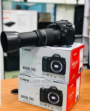 Canon 70D With 18~135mm   Photo & Video Cameras for sale in Dar es Salaam, Ilala