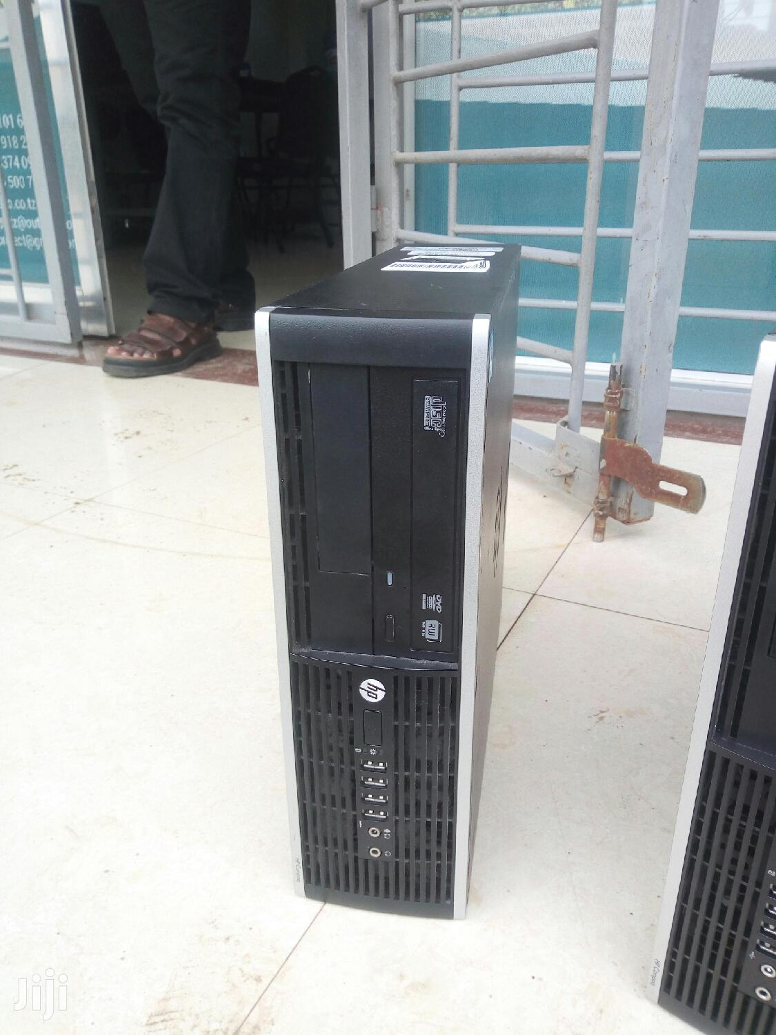 Desktop Computer HP 2GB Intel Core I3 HDD 250GB | Laptops & Computers for sale in Kinondoni, Dar es Salaam, Tanzania