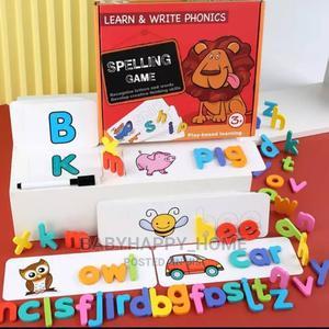 English Spelling Game | Babies & Kids Accessories for sale in Dar es Salaam, Kinondoni