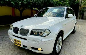 BMW X3 2008 White   Cars for sale in Dar es Salaam, Kinondoni