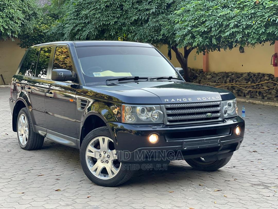 New Land Rover Range Rover Sport 2006 Black