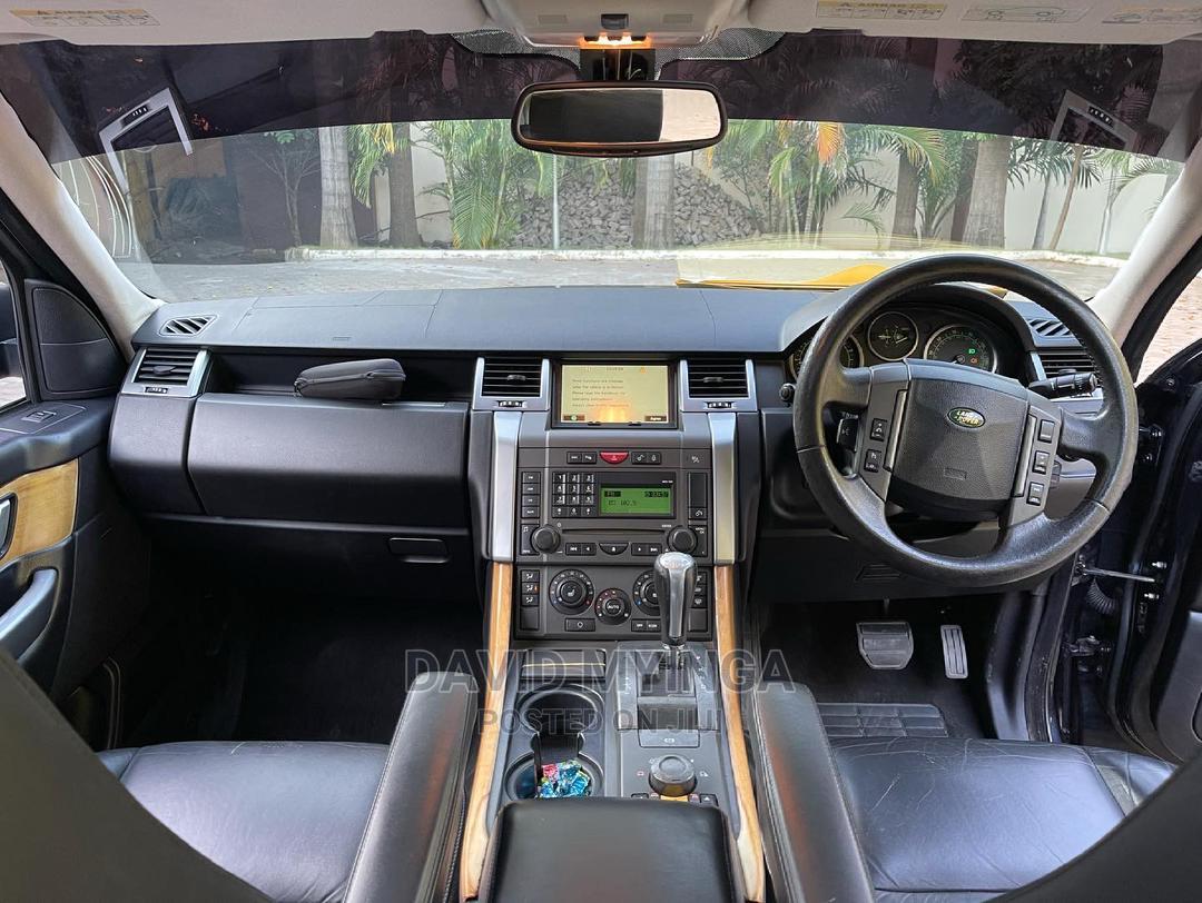 New Land Rover Range Rover Sport 2006 Black | Cars for sale in Kinondoni, Dar es Salaam, Tanzania