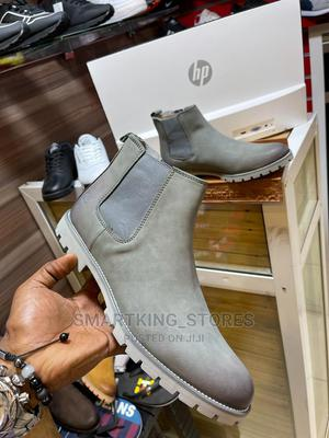 Timberland Boot Original Lather | Shoes for sale in Dar es Salaam, Kinondoni