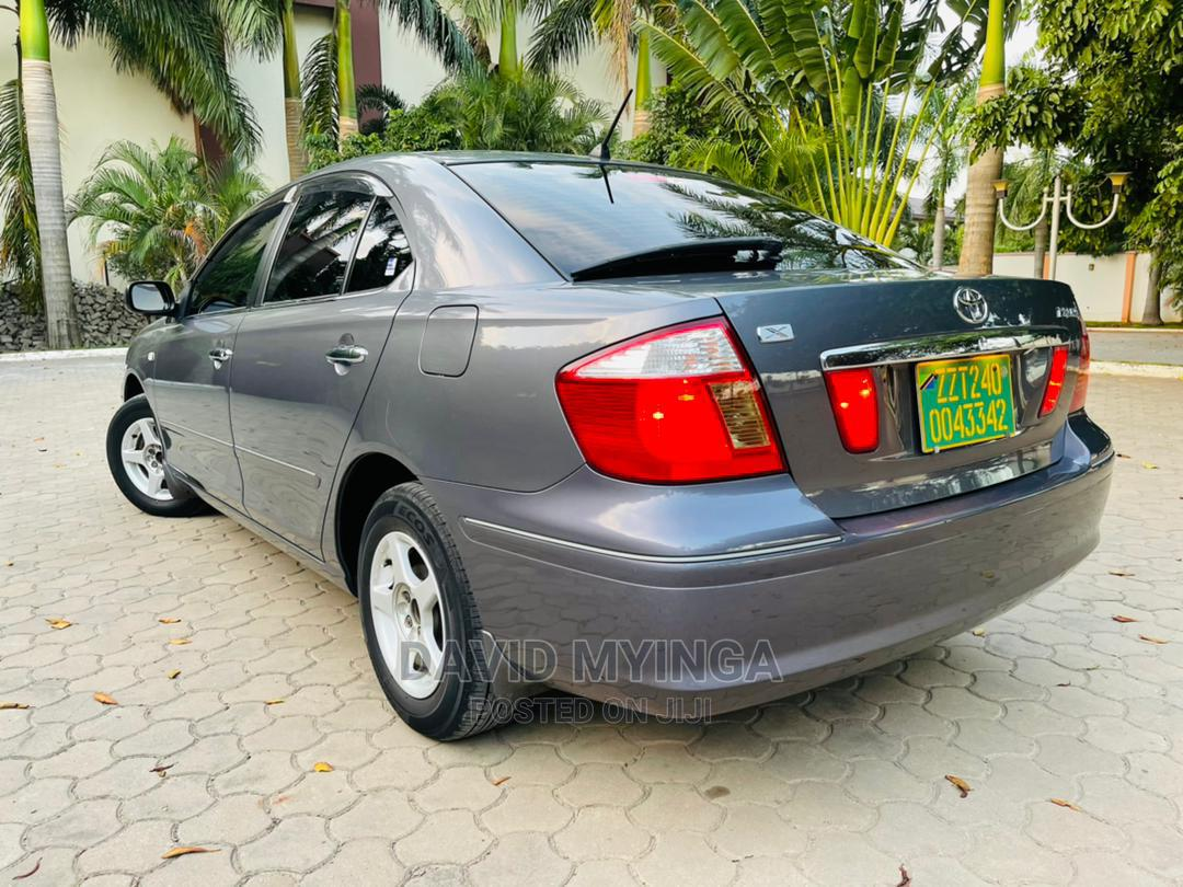 New Toyota Premio 2003 Gray   Cars for sale in Kinondoni, Dar es Salaam, Tanzania