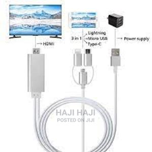 3 In 1 HDTV Cable | Accessories & Supplies for Electronics for sale in Dar es Salaam, Ilala