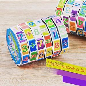 Mathematical Rotating Cube | Babies & Kids Accessories for sale in Dar es Salaam, Kinondoni