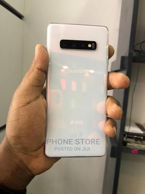 Samsung Galaxy S10 Plus 128 GB White | Mobile Phones for sale in Dar es Salaam, Kinondoni