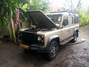 Land Rover Defender 1995 Soft Top 4x4 Gold   Cars for sale in Arusha Region, Arusha