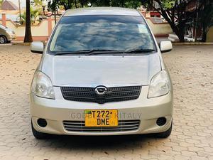 Toyota Corolla Spacio 2004 Beige | Cars for sale in Dar es Salaam, Kinondoni