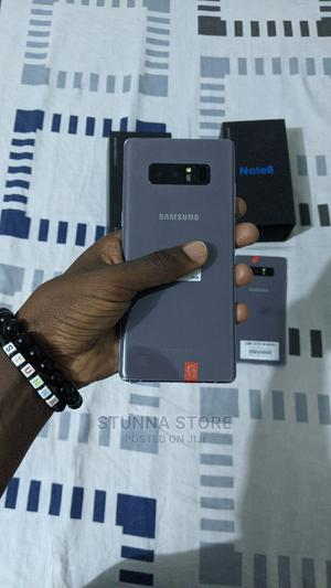 Samsung Galaxy Note 8 64 GB Gray | Mobile Phones for sale in Dar es Salaam, Kinondoni