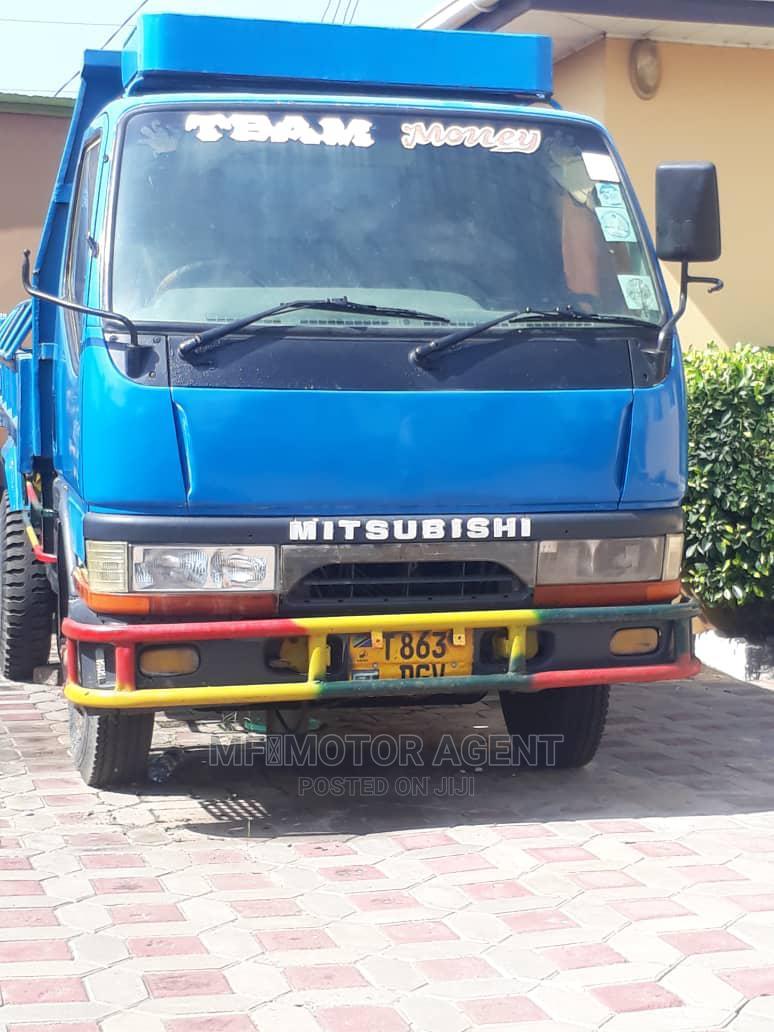 Archive: Mitsubishi Canter 2010 Blue