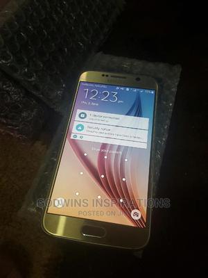 Samsung Galaxy S6 32 GB Gold | Mobile Phones for sale in Dar es Salaam, Ilala