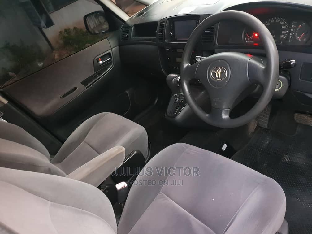 Archive: Toyota Corolla Spacio 2005 Silver