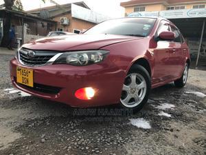 Subaru Impreza 2006 2.0 R Sedan Automatic Red | Cars for sale in Dar es Salaam, Kinondoni