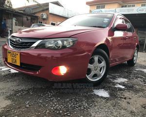 Subaru Impreza 2008 Red | Cars for sale in Dar es Salaam, Kinondoni
