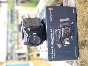 Blackmagic Ursa Mini 4.6k Professional Cinema Camera   Photo & Video Cameras for sale in Dar es Salaam, Kinondoni
