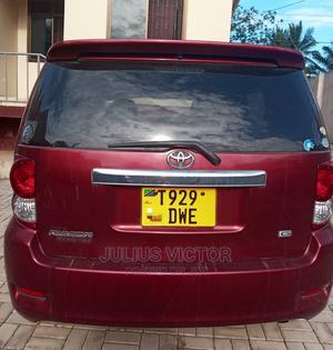 Toyota Corolla Rumion 2008 Red   Cars for sale in Dar es Salaam, Kinondoni