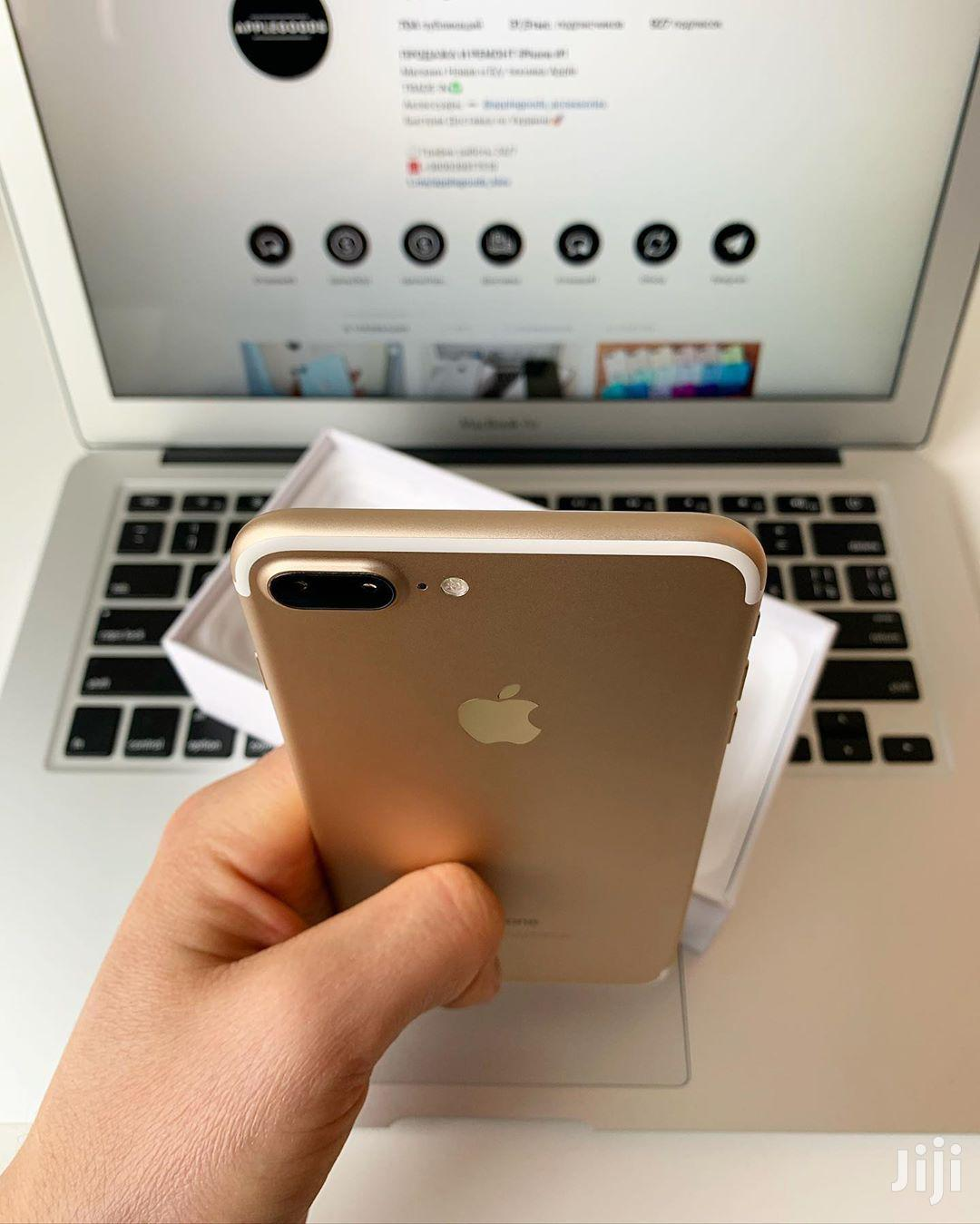 New Apple iPhone 7 Plus 128 GB Gold | Mobile Phones for sale in Kinondoni, Dar es Salaam, Tanzania