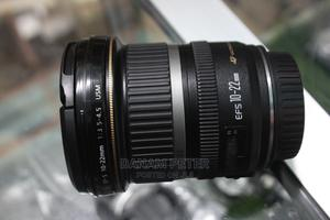 Canon Lens 10-22mm | Accessories & Supplies for Electronics for sale in Mbeya Region, Mbeya City