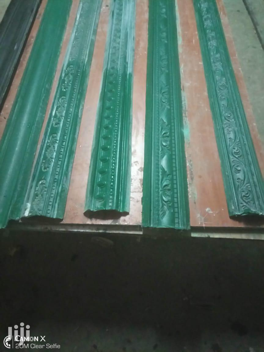 Archive: Molds for Making Gypsum Cornices, Medallions and Corners