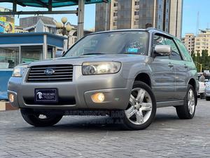 Subaru Forester 2004 2.5 XS Premium Silver | Cars for sale in Dar es Salaam, Ilala