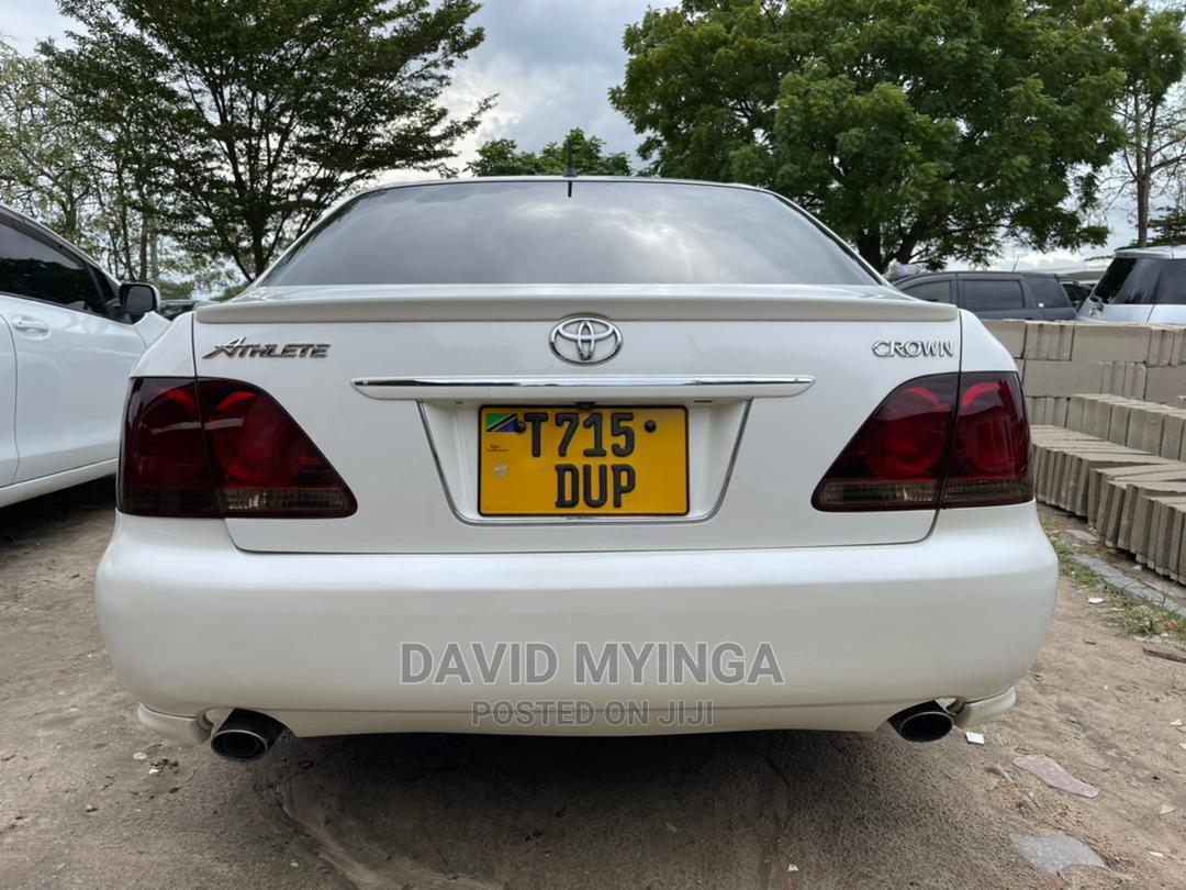Toyota Crown 2006 Pearl | Cars for sale in Kinondoni, Dar es Salaam, Tanzania
