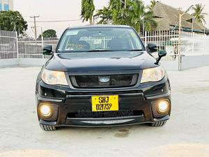 New Subaru Forester 2011 Black | Cars for sale in Dar es Salaam, Kinondoni