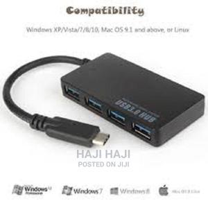 USB C 3.1 Hub 4 Port USB   Accessories & Supplies for Electronics for sale in Dar es Salaam, Ilala