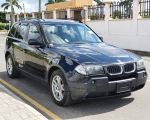 BMW X3 2005 Black   Cars for sale in Dar es Salaam, Kinondoni