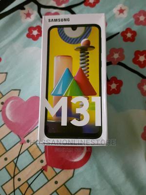 New Samsung Galaxy M31 128 GB Black   Mobile Phones for sale in Dar es Salaam, Ilala