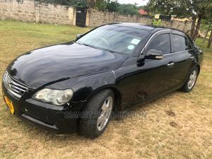 Toyota Mark X 2005 Black | Cars for sale in Dar es Salaam, Ilala