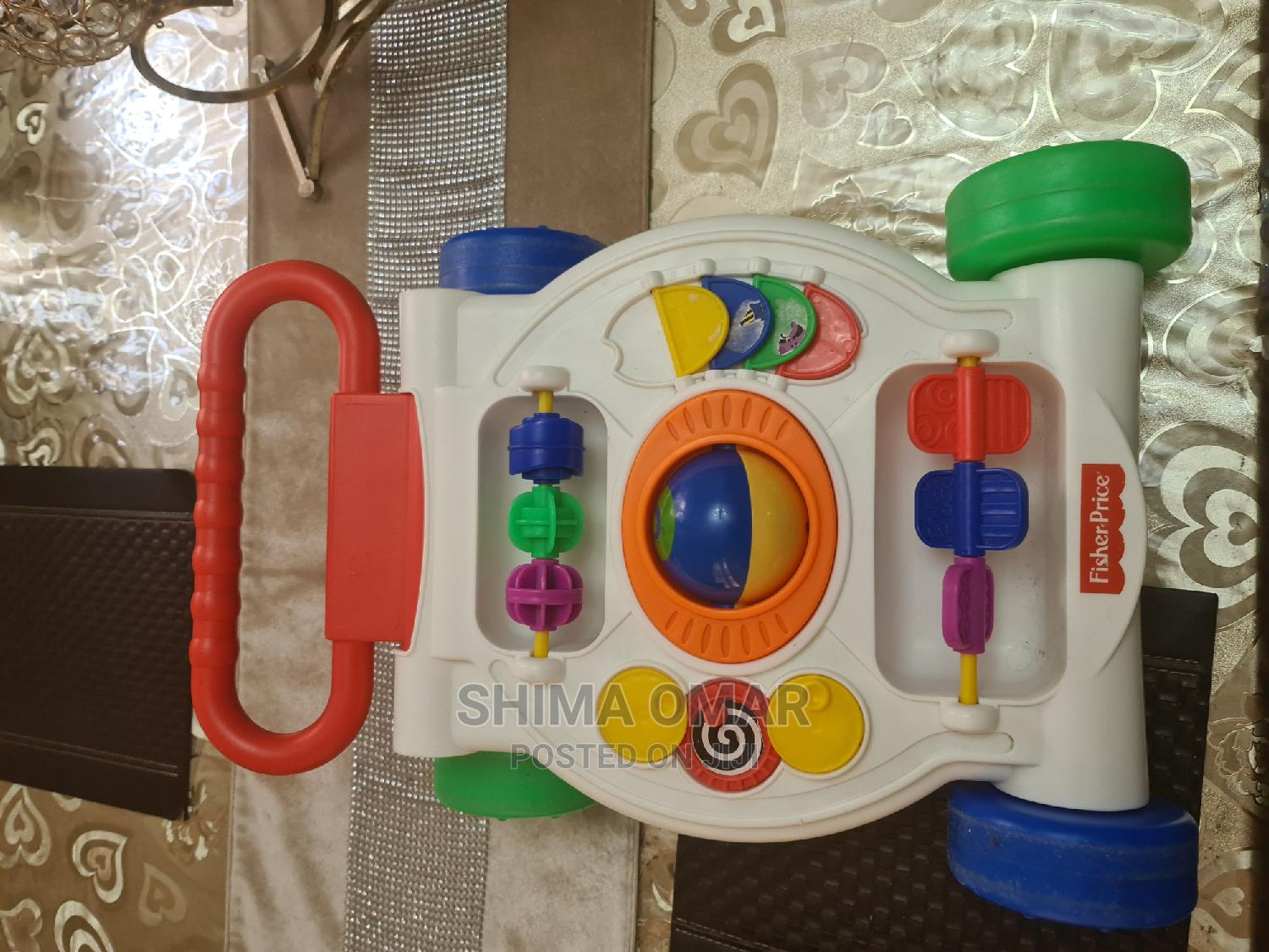 Archive: Fisher Price Walker