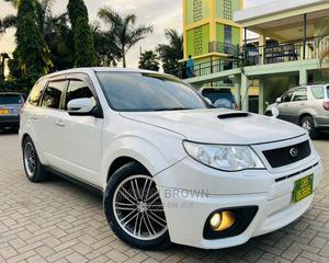 New Subaru Forester 2012 White | Cars for sale in Dar es Salaam, Kinondoni