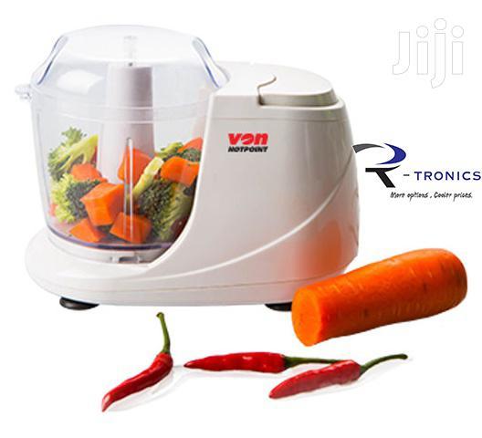 Von Food Chopper (VSCC02BNW)