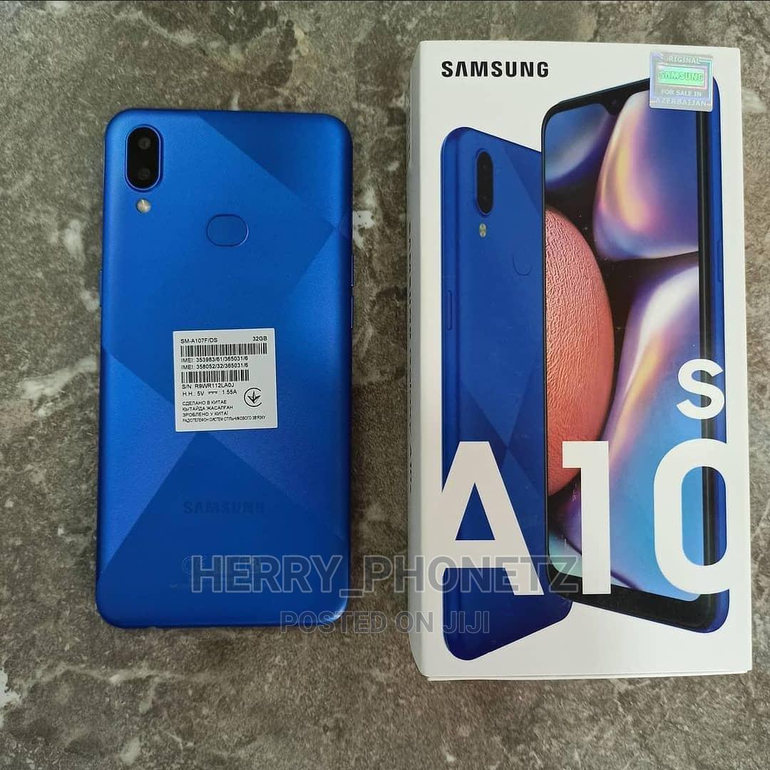 New Samsung Galaxy A10s 32 GB Black   Mobile Phones for sale in Ilala, Dar es Salaam, Tanzania