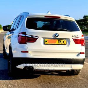 BMW X3 2013 White   Cars for sale in Dar es Salaam, Kinondoni
