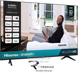 Hisense 85 Inch 4K UHD Frameless Smart LED TV | TV & DVD Equipment for sale in Dar es Salaam, Kinondoni