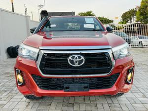 New Toyota Hilux 2018 Red | Cars for sale in Dar es Salaam, Kinondoni