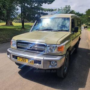 Toyota Land Cruiser 2009 Beige | Cars for sale in Dar es Salaam, Kinondoni