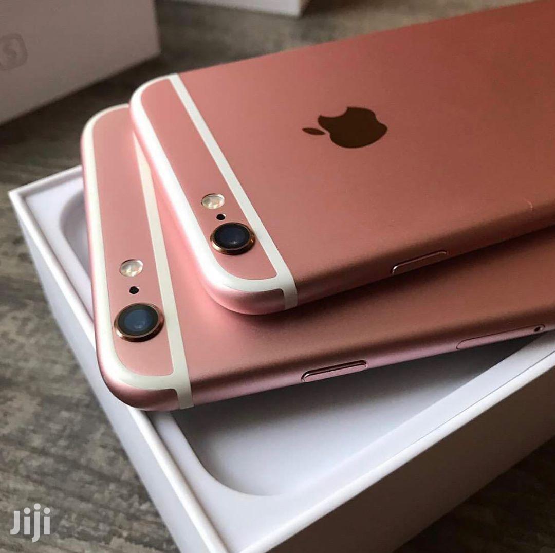 New Apple iPhone 6s Plus 64 GB Pink