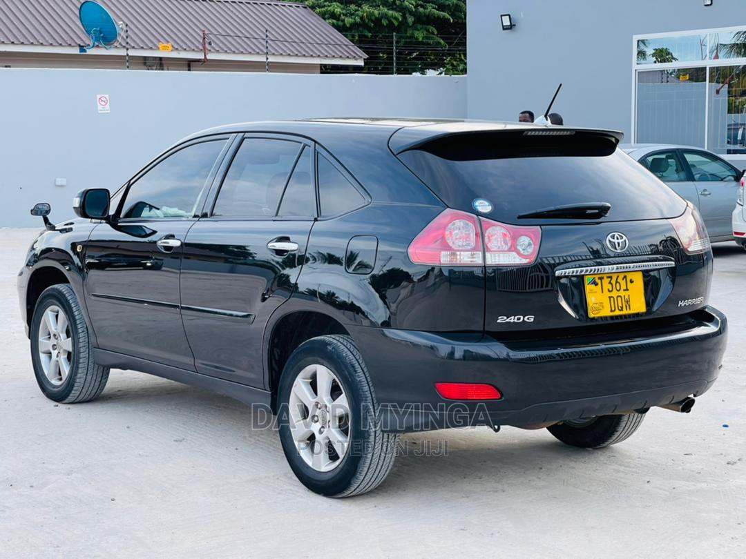 Toyota Harrier 2007 Black | Cars for sale in Kinondoni, Dar es Salaam, Tanzania