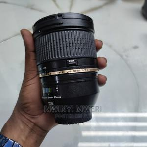Tamron SP 24-70mm F/2.8 Di VC USD Lens for Nikon | Accessories & Supplies for Electronics for sale in Dar es Salaam, Kinondoni