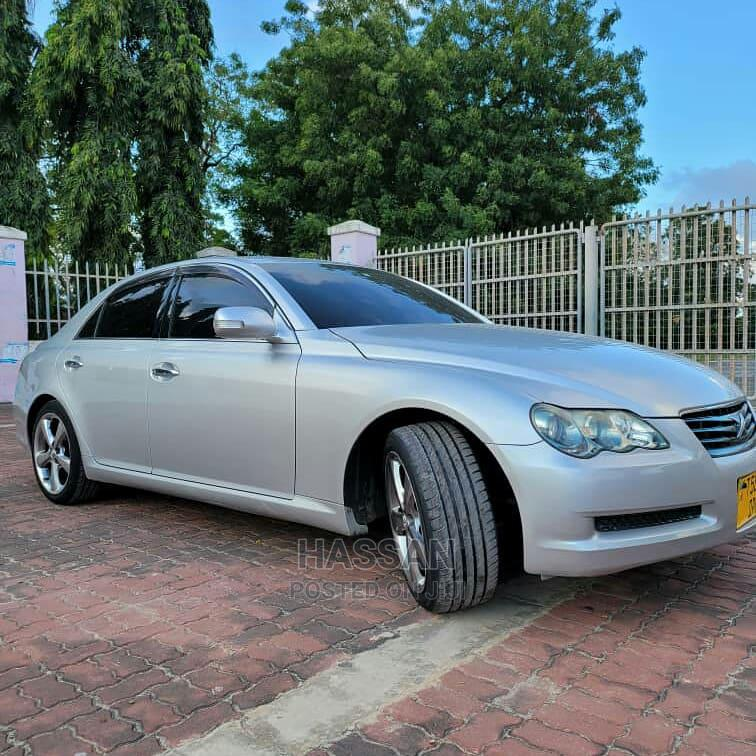 Archive: Toyota Mark X 2008 Silver