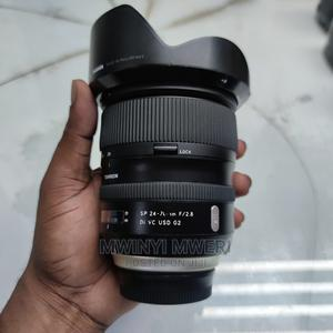 Tamron 24-70mm F/2.8 G2 Di VC USD G2 Zoom Lens for Nikon | Accessories & Supplies for Electronics for sale in Dar es Salaam, Kinondoni
