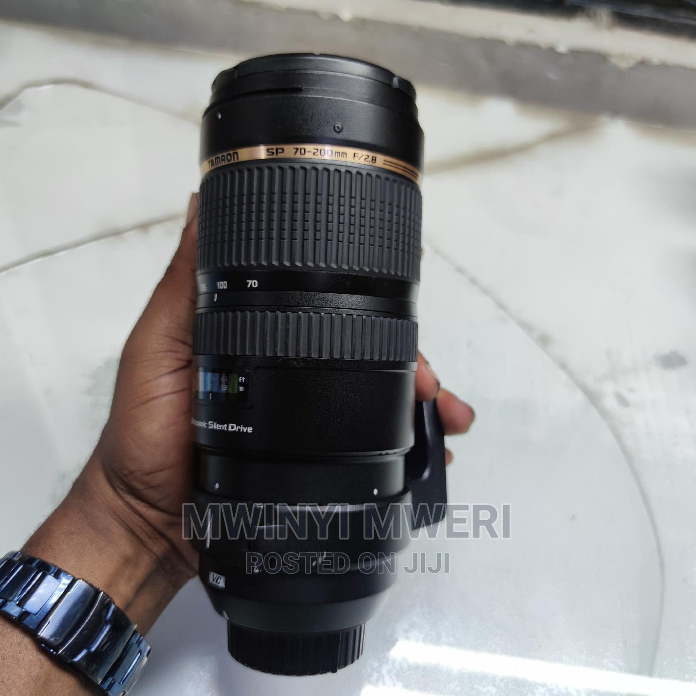 Tamron Sp 70-200mm F/2.8 DI Vc Usd Zoom Lens for Nikon (Fx)