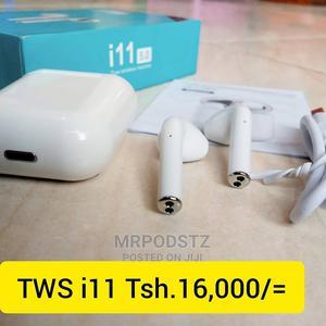 I11 Bluetooth Airpods   Headphones for sale in Dar es Salaam, Kinondoni