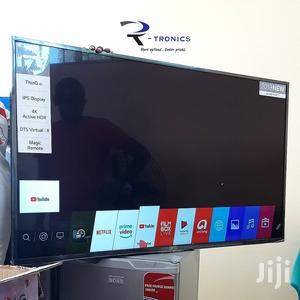 "LG 55"" 4K Ultra HD Hdr Smart LED TV (55um7450pla) | TV & DVD Equipment for sale in Dar es Salaam, Kinondoni"