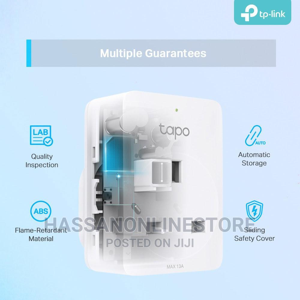 T-Link Tapo P100 Mini Smart Wi-Fi Plug | Accessories & Supplies for Electronics for sale in Ilala, Dar es Salaam, Tanzania