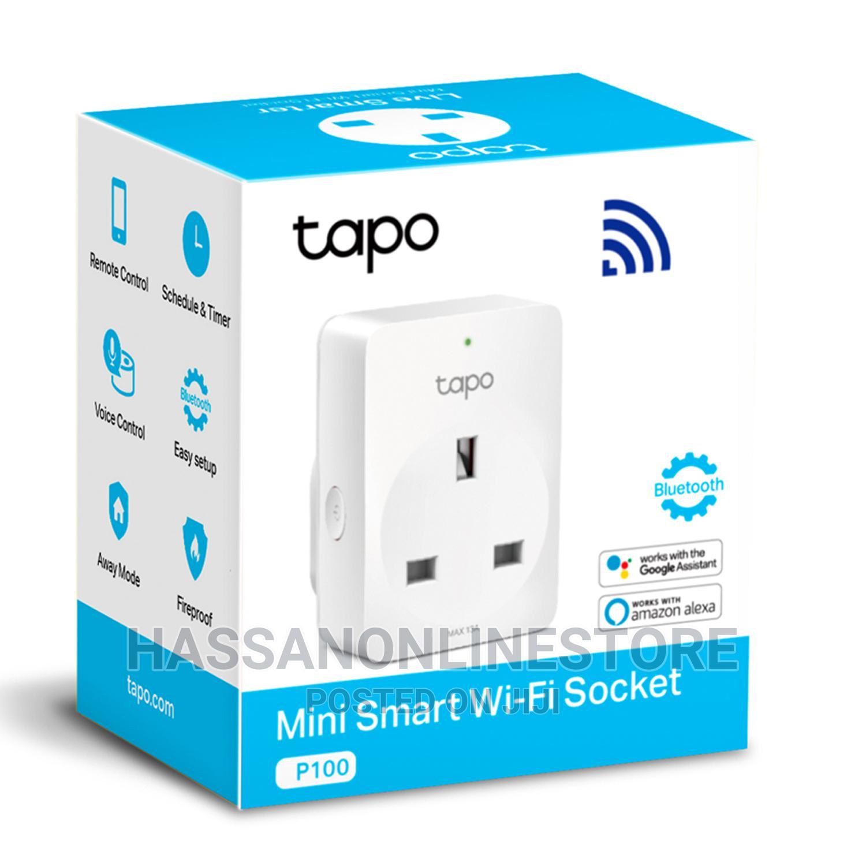 T-Link Tapo P100 Mini Smart Wi-Fi Plug